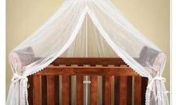 I have available for sale a Halo Mosquito Net with