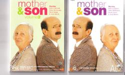 3 series' Mother and Son. Each series is 9 episodes.