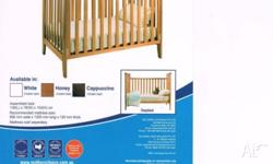 Mother's choice orlando 2 in 1 Cot is an easy to