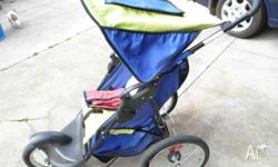 Mothers Choice Sports Baby pram, stroller or running