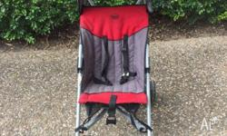 Mothers Choice Stroller for sale, no longer needed. Sun