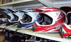 RXT Motocross helmets reuced to clear. Now Only $99.95