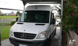 2007 Mercedes Benz Sprinter 311 CDi, 2.1 Litre Turbo