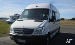 MOTOR HOME MERCEDES 311 2 BERTH, 2009, Motorhome,