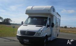 MOTOR HOME MERCEDES 515 5 BERTH, 2008, Motorhome, 5