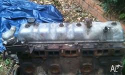 FJ60 parts 2f motor will need to be restored make