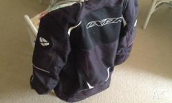 Ixon padded motorcycle jacket. Great condition. Size