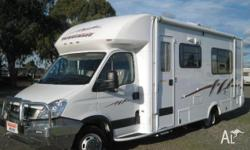 MOTORHOME Winnebago Esperance B2634SL ALMOST NEW!,