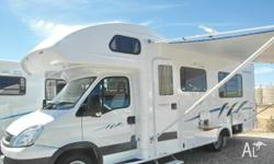 MOTORHOME Winnebago Esperance C2634SL With