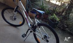 6 speed outlook dx diamond back mountain bike for sale!