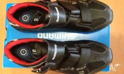 Shimano MO88 LE I bought these online but they are a