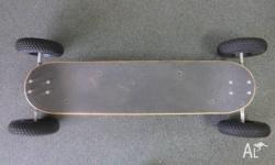 For Sale Mountain Board / Jumbo Skateboard This board