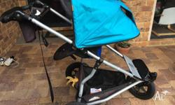 see mountain buggy website for further details. This is