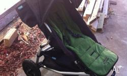 Up until 2010 Mountain Buggy prams were all made in New