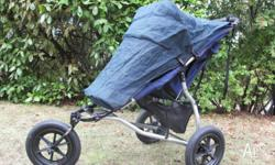 This is an Urban Mountain Buggy and is in great