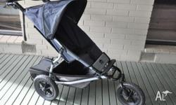 Mountain Buggy Urban model, used but in great condition