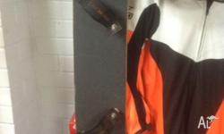 Mountainboarding,brand new Munro board made in