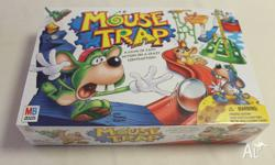 Mouse Trap Board Game unopened still in plastic