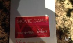 Go to movies this weekend and save $10. Can use at most