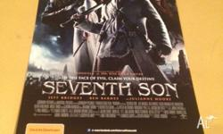 Movie Tickets - Double Pass Seventh Son ADMIT TWO