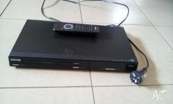 Philips DVP3980 DVD Player with 1080P HDMI Product