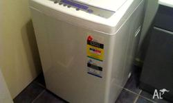 We sell our Centrex CT45268 (4.5kg) washing machine.