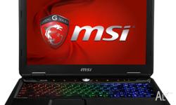 Try our Rent then Buy on this MSI Gaming Laptop from