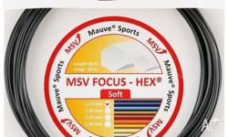 MSV Focus Hex Soft 1.15 tennis string reel, it was 200