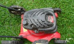"MTD 21"" Cut Mulching Mower good condition 5.5"