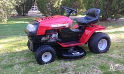 MTD Yard Machine Ride on Lawn Mower 16.5 hp 42 inch