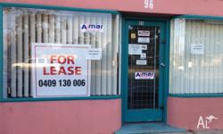 Ideal office or retail rental 5 car parks at the back