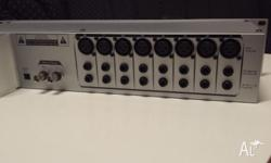 M- Audio 16 Channel Mic / Line Multi Track Hardware,
