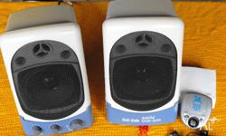 The speaker system is branded MultiMedia model JT160A.