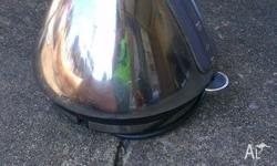 Great kettle. Needs a clean. Expensive brand.