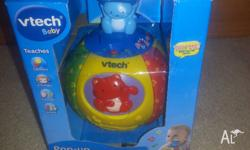 For Sale toys: 1) Music Ball V-Tech 2) Children�s toy