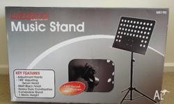 BIG MOVING SALE - ALL MUST GO! Music Stand