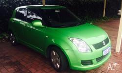 MUST SELL - MOVING INTERSTATE Great Suzuki Swift for