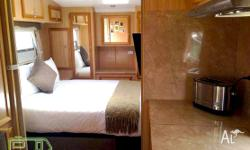 Must Sell - 24ft 2011 Spaceland Custom Made Caravan -