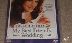 For Sale - My Best Friends Wedding DVD - this movie has