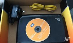 Hi, Selling a My Net N9000 Central HD Dual-Band Storage