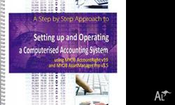 ISBN 9781921885518 MYOB textbook Set up and operate a