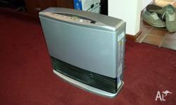 For sale is a rheem paloma natural gas heater. Have