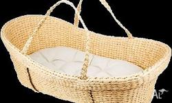 Nature Baby Organic Moses Basket A simple and natural