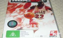 NBA 2K11 for PC $20.00 [post incl.] SCRATCH FREE POST