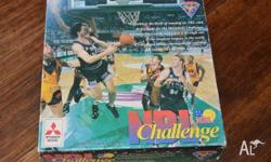 I have for sale the classic NBL board game that was