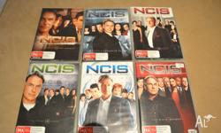 Season One, Two, Three, Four and Six are 6 DVD Sets