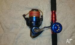 Fishing Writer selling gear I've been fortunate to get