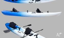 Near New Double Fishing Kayak Only 3 months old Pick Up