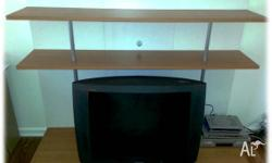 - Near new condition, spotless modern Display Unit / TV