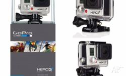 Selling my barely used GoPro I recieved as a birthday